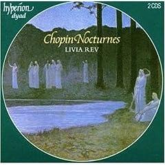 輸入盤CD リヴィア・レヴ独奏 ショパン:夜想曲集(全21曲)の商品写真