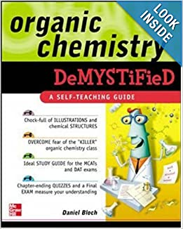 how to learn organic chemistry in one night