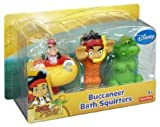 Fisher-Price Disney's Jake and The Never Land Pirates: Jake Bath Squirters Toy, Kids, Play, Children