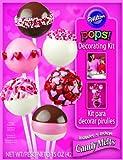 Wilton 2104-0024 Valentine Pops Decorating Kit