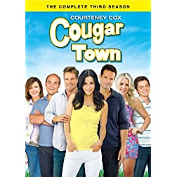 Cougar Town: The Complete Third Season