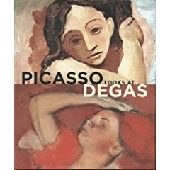 Picasso Looks at Degas (Clark Art Institute)
