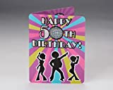 Milestones 50 and Fabulous Birthday Card