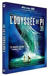 L'odyssée De Pi - Combo Blu-Ray3d + Blu-Ray+ Dvd