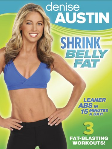 Amazon.com: Denise Austin: Shrink Belly Fat: Denise Austin