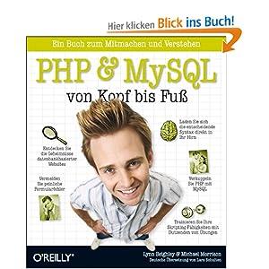 PHP & MySQL von Kopf bis Fuß
