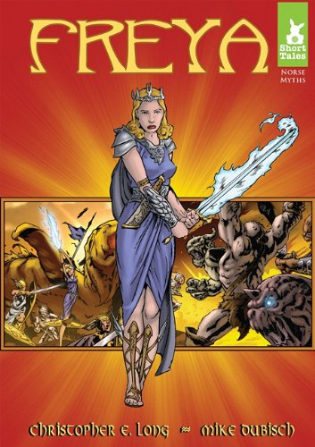 Freya (Short Tales Norse Myths)