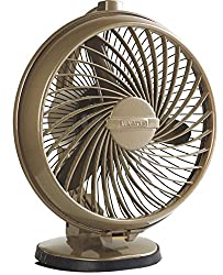 Luminous Buddy 230mm 55-Watt High Speed table Fan (Olive Champagne)