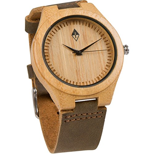 wood-grain-handmade-mens-bamboo-natural-wooden-watch-with-genuine-brown-leather-band