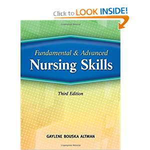 Fundamental and Advanced Nursing Skills Gaylene Altman
