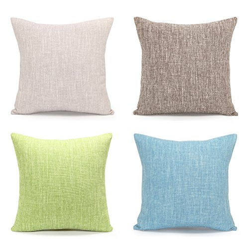 Throw Pillow Insert Sizes : Acanva Decorative Accent Throw Pillow Cushion, with Pillowcase Cover Sham & Insert Filling ...