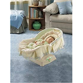 Fisher-Price Soothing Motions Glider - Butter Bunny