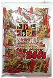 泉屋製菓 揚げ塩ジャンボ 240g×12袋