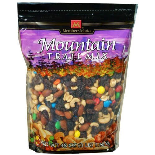 Member's Mark Mountain Trail Mix - 48 oz. bag