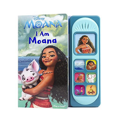 Moana Little Sound Book