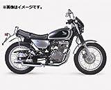 キタコ(KITACO) キャブトンタイプマフラー CB223S ステンレス 543-1816880