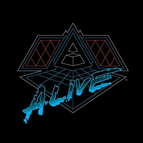 Daft Punk - Alive 2007 (2lp 180 Gram Vinyl) - Zortam Music