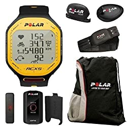 Polar 90045402 RCX5 Tour de France Premium With Cinch Bag by Polar