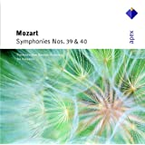 Mozart : Symphonies Nos 39 & 40 - Apex