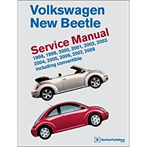2001 vw beetle owners manual