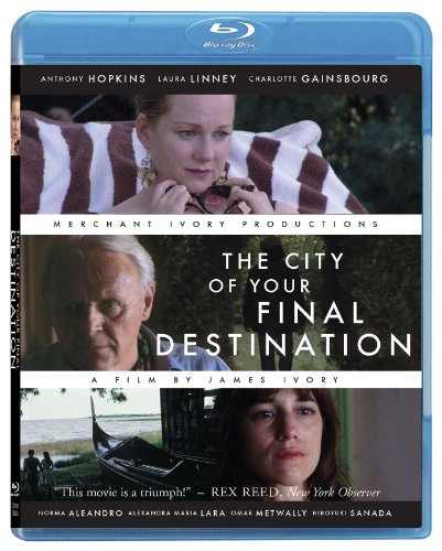 The City of Your Final Destination [Blu-ray]