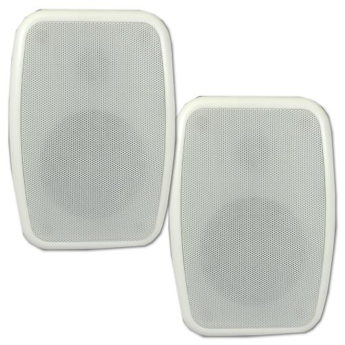Theater Solutions Ts4Odw Indoor/Outdoor Speaker (White) front-442389