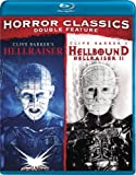 Horror Double Feature: Hellraiser & Hellbound: Hellraiser 2 [Blu-Ray]