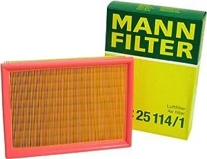 Mann-Filter C 25 114/1 Air Filter from Mann