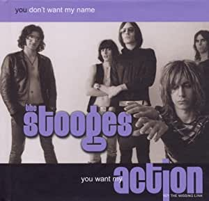 You Dont Want My Name You Want My Action (4 CD Box)