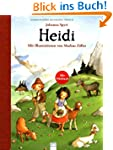 Heidi: Arena Bilderbuch-Klassiker