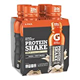 GATORADE Protein Recover Shake, Vanilla, 11.6 Ounce (Pack of 4)