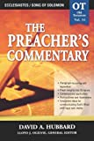 Ecclesiastes / Song Of Solomon (The Preacher's Commentary, Volume 16)