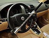 OKLOCK- Auto Trolley Steering Wheel Lock Auto Anti-theft Lock Safety