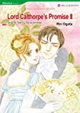 img - for Lord Calthorpe's Promise II (Mills & Boon comics) book / textbook / text book