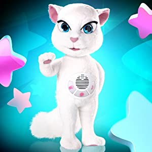Talking Angela Superstar: Amazon.co.uk: Toys & Games