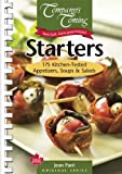 Starters (Company's Coming) (189545560X) by Jean Pare