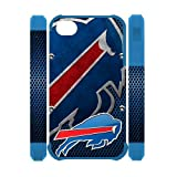 Custom NFL Buffalo Bills Background Durable Slim Fitted Iphone 4 & iphone 4S Case Amazon.com