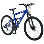 Mongoose Vanish Bicycle (Blue)