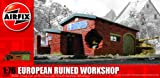 Airfix 1:76 European Ruined Workshop