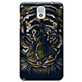 Sangu Tiger Texture Hard Back Shell Case / Cover for Samsung Galaxy Note 3 by Sangu