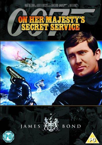 007: На секретной службе ее Величества