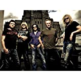Music Def Leppard Band (Music) United Kingdom Heavy Metal Metal Hard Rock Classic Classic Rock On Fine Art Paper...