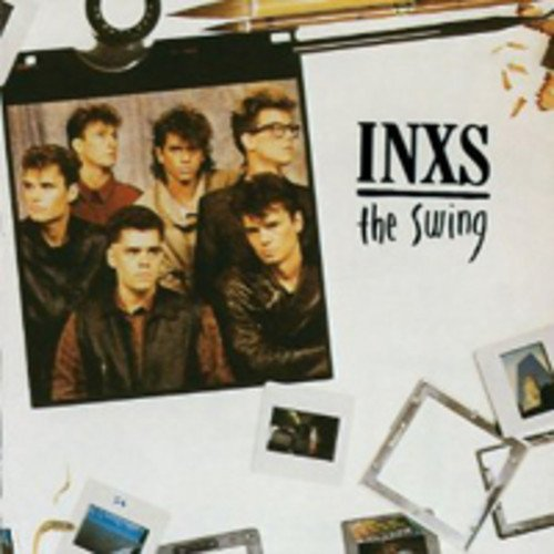 CD : INXS - Swing (Remastered)