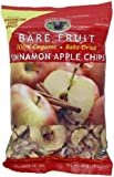 Bare Fruit 100% Organic Cinnamon Apple Chips, 14-Ounce