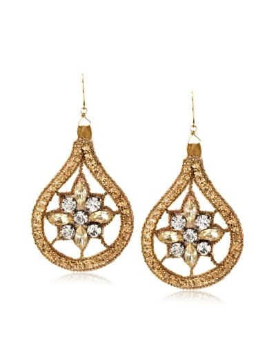 a.v. max Glamour Teardrop Earrings