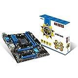 MSI A78M-E45 AMD FM2+ A78 Micro-ATX Motherboard