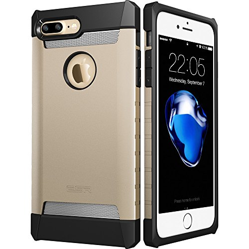 huge discount 5f174 8d212 VIDEO Review) iPhone 7 Plus Case, ESR iPhone 7 Plus Case Hybrid ...