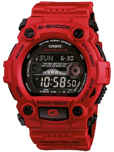 Casio G-Shock GW-7900RD-4ER Mens Watch