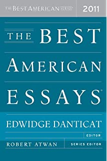 The Best American Essays 2012 by Robert Atwan & David Brooks