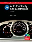 Auto Electricity and Electronics: Textbook w/ Job Sheets CD